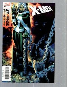 11 Marvel Comics X-Men #192 193 194 195 196 197 198 199 200 201 202 EK17