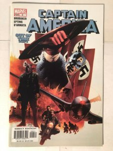 Captain America 6 1st Appearance of Winter Soldier NM Disney+ Series