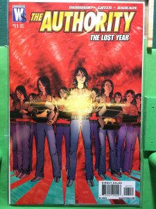 The Authority The Lost Year #11