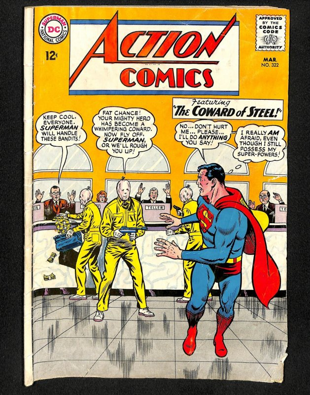 Action Comics #322 (1965)