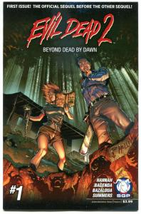 EVIL DEAD Beyond Dead by Dawn #1 2 3, NM, Army of Darkness, 2015,more in store,A