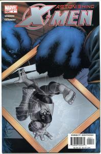 ASTONISHING X-MEN #4, NM-, Wolverine, Joss Whedon, 2004, more in store