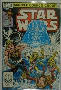 Star Wars #74 - 6.0 FN - 1983