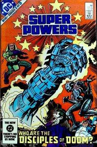 Super Powers  #1 (1984)