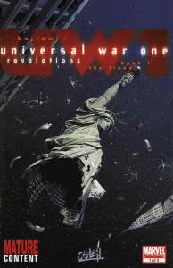 Universal War One: Revelations #1 VF; Marvel | save on shipping - details inside