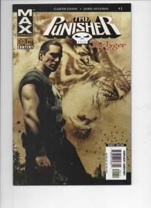 PUNISHER The Tyger #1, NM, 2006, Garth Ennis, Frank Castle, Marvel