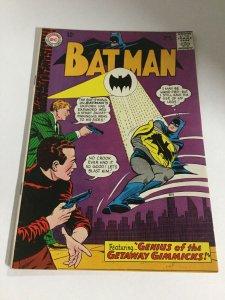 Batman 170 Fn+ Fine+ 6.5 DC Comics Silver Age
