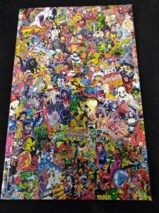 Marvel Comics #1000 Garcin Multi-Artist Collage Variant HIGH GRADE NM