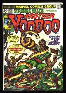 Strange Tales #170 FN/VF 7.0 Brother Voodoo!