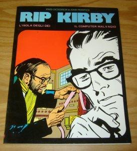 Rip Kirby #34 VF/NM new comics now - comic art 1982 - italian reprint