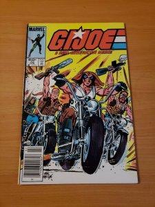 G.I. Joe A Real American Hero #32 Newsstand ~ VF NEAR MINT NM ~ (1985, Marvel)