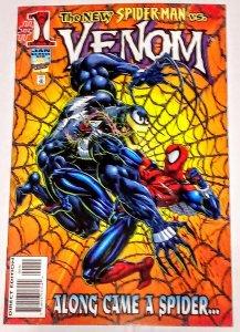 Venom: Along Came A Spider #1 (VF+) Marvel Comics Spider-Man ID01H