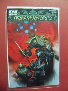 INFESTATION #2  (9.0 to 9.4 or better)  IDW