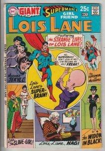 Lois Lane, Superman's Girlfriend  #95 (Oct-69) VF+ High-Grade Superman, Lois ...