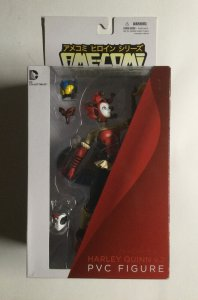 Harley Quinn V.2 Pvc Figure Ame-Comi Heroine-Series in Box Collectible Dc Comics