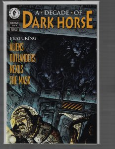 Decade of Dark Horse #3 (Dark Horse, 1996)