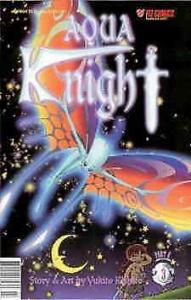 Aqua Knight Part 2 #3 VF/NM; Viz | save on shipping - details inside