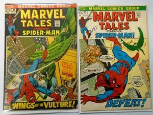 Marvel Tales (Marvel) Set:#34+35, Vulture 4.0 (1972)