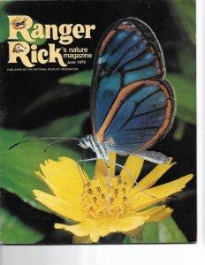 Ranger Rick's Nature Magazine (1979) VG
