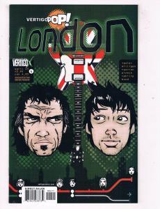 London #4 VF/NM DC Vertigo Comics Modern Age Comic Book Apr 2003 DE47 AD33