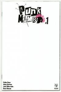 Punk Mambo #1 Cvr E Blank Variant (Valiant, 2019) NM