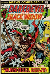 Daredevil 98 VF- (Marvel April 1973)