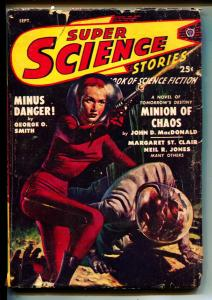 Super Science Stories-Pulps-9/1949-John D. MacDonald-Bryce Walton