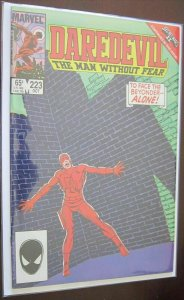 Daredevil ''The Man Without Fear'' #223 8.0 VF (1985)
