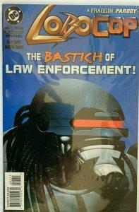 Lobo cop the bastich of law enforcement! #1 8.0 VF (1994)