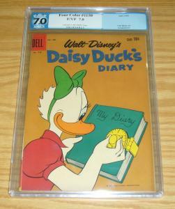 Four Color Comics #1150 PGX 7.0 walt disney's daisy duck's diary - december 1960
