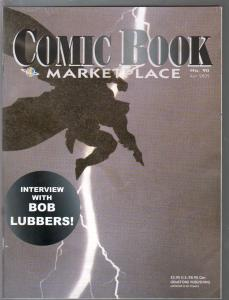 Comic Book Marketplace #90 2002-EC Comics-Batman cover-Bob Lubbers-VF