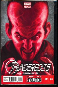 Thunderbolts (DE) #3 (2013)