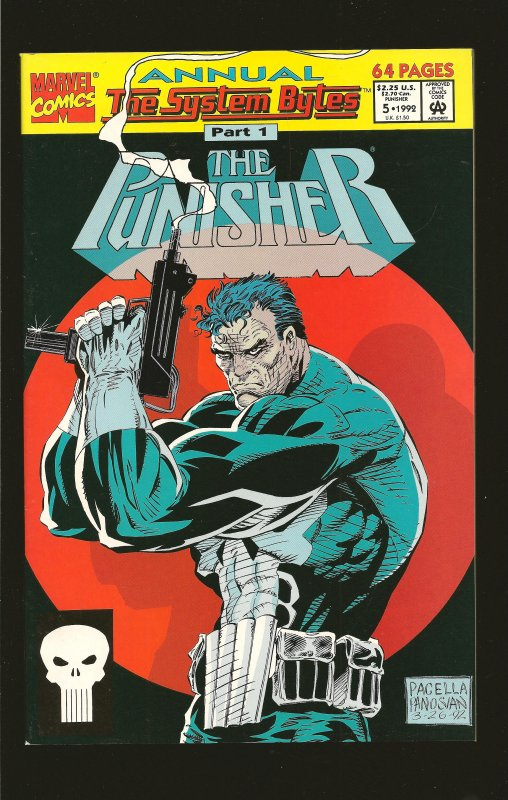 Marvel Comics The Punisher Annual #5 (1992)