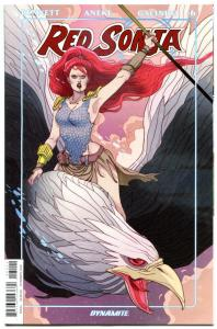 RED SONJA #6, NM-, She-Devil, Vol 3, Sauvage, 2016, more RS in store