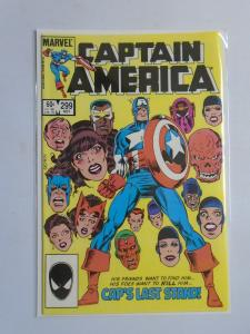 Captain America (1st Series) #299, Direct Edition 6.0 (1984)