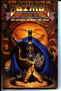 Batman: The Last Angel-Eric Lustbader-TPB-trade