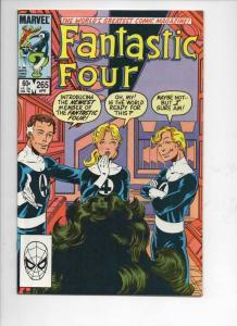 FANTASTIC FOUR #265 VF/NM She Hulk Byrne 1961 1984 Marvel, more FF in store