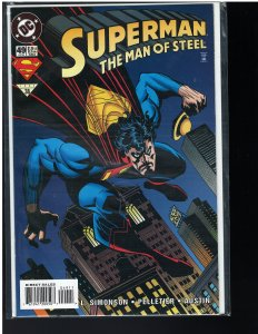 Superman: Man of Steel #49 (DC, 1995)