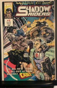 Shadow Riders (UK) #1 (1993)