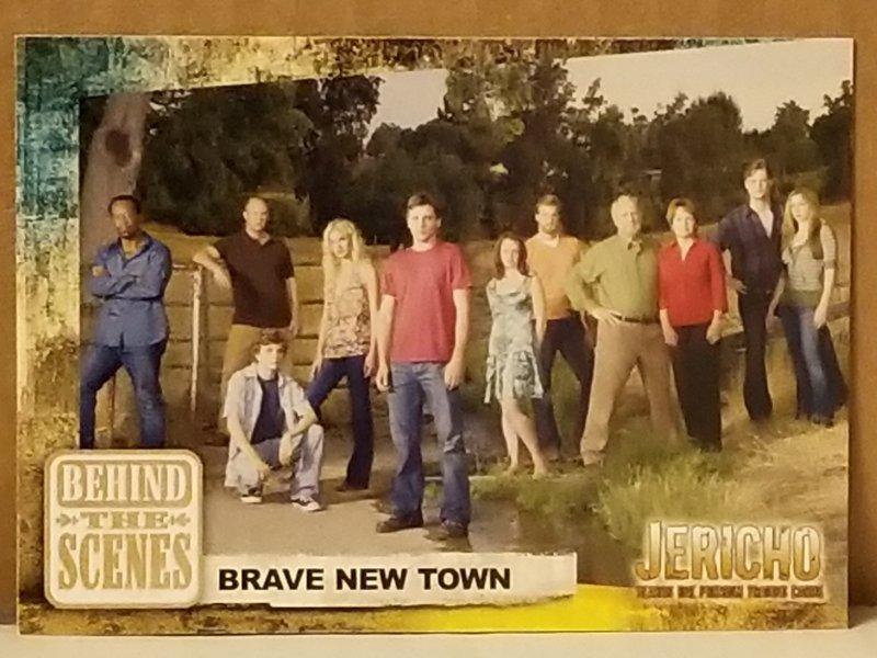2007 Jericho Season One #71