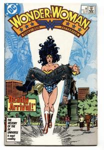 Wonder Woman #3 1987 comic book  1st Julia and Vanessa DC NM-