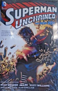 Superman Unchained Deluxe Edition HC - 40% OFF!