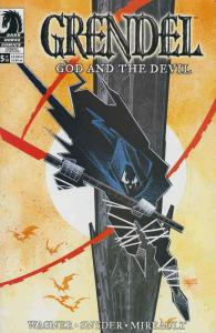 Grendel: God and the Devil #5 VF/NM; Dark Horse | save on shipping - details ins