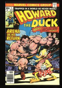 Howard the Duck #5 NM 9.4