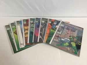 Green Arrow 41-50 Lot Set Run Vf-Nm Very Fine-Near Mint
