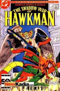 Shadow War of Hawkman #3, VF (Stock photo)
