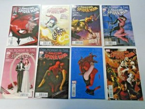 Amazing Spider-Man Comic Lot From: #614-649 15 Different 8.0 VF (2010 + 2011)