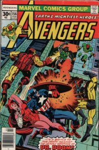 AVENGERS #156 (NG) stock photo