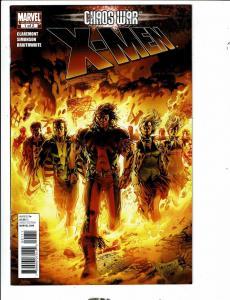 Marvel Comic Book Chaos War X-Men # 1 Wolverine Storm Cyclops Beast Angel MK9