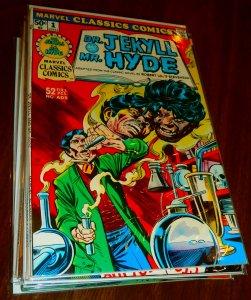 Marvel Classics Comics   #1,2,5-7,13,14,18,20,28,31 (set of 11)